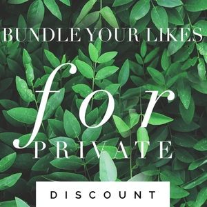 🌿Tap like on favorite items for special offers!